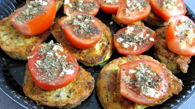 tartines de pain aux tomates supertoinette la cuisine. Black Bedroom Furniture Sets. Home Design Ideas