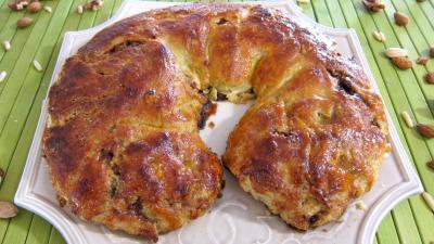 Image : recette Gubana du Frioul