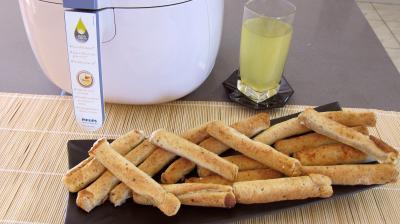 Appareil Airfryer Philips : Plat de cigares farcis à la friteuse Airfryer