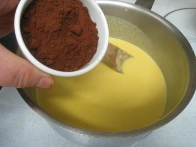 Cuisses de poulet et sa sauce au chocolat - 10.3