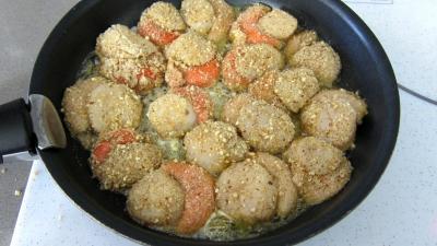 Quinoa recettes chaudes - Cuisiner les coquilles saint jacques ...