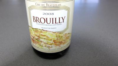 Photo : Brouilly