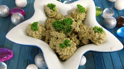 Cuisine provençale : Ramequin d'anchoîade et des legumes