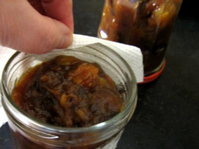 Chutney aux mangues - 9.1