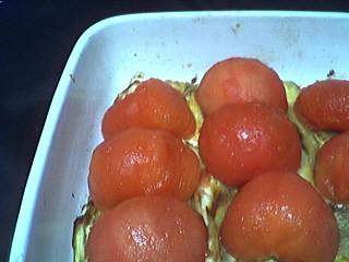 Gratin d'aubergines et tomates à la mozzarelle - 6.3