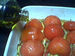 Gratin d'aubergines et tomates à la mozzarelle - 7.1