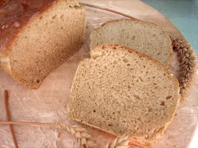 Pain sans sel supertoinette la cuisine facile - Recette pain sans levure ...