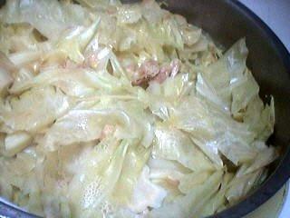 légume à la vapeur : Assiette de chou vapeur