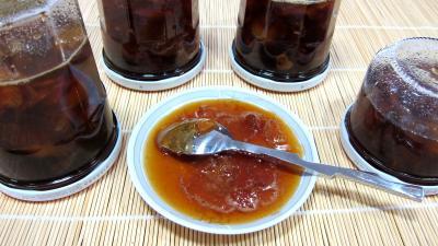 Image : recette Confiture de nashis à l'anis
