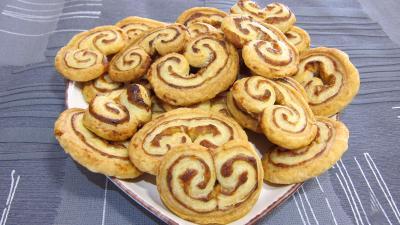 Image : Assiette de palpiers au tahin