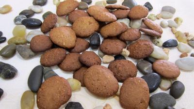 Image : Croquants aux noisettes sans gluten