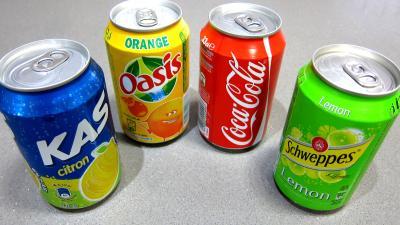 Photo : Sodas