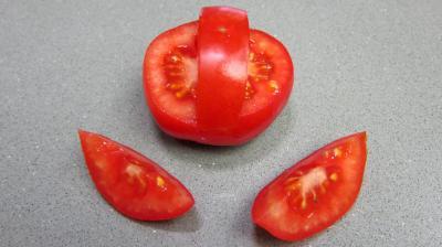 Tomates à l'avocat et au thon - 2.2