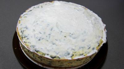 Epinards à la crème fouettée - 11.3