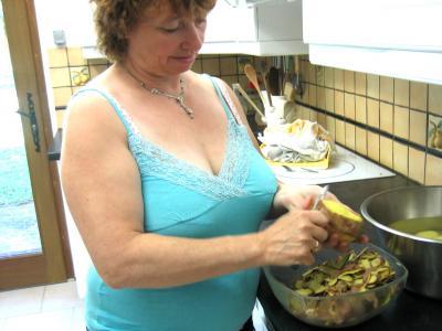 Sauté de porc au brie et aux cèpes - 3.1