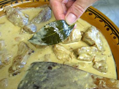 Sauté de porc au brie et aux cèpes - 15.1