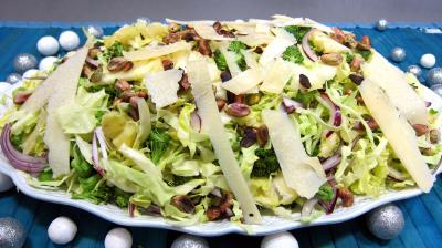 Chou en salade
