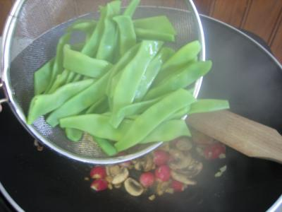 Espadon aux haricots mange-tout façon chinoise - 9.2