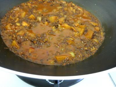Lentilles à la tomate à la marocaine - 5.4