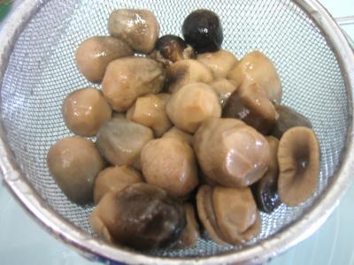 Soupe de poulet aux champignons à la chinoise - 5.3
