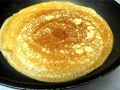 Gâteau de crêpes au sarrasin et aux fromages - 4.3