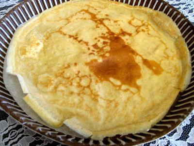 Gâteau de crêpes au sarrasin et aux fromages - 6.2