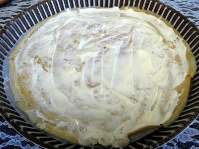 Gâteau de crêpes au sarrasin et aux fromages - 7.2