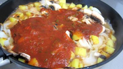 Escalopes de veau à la tomate - 6.1