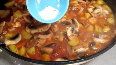 Escalopes de veau à la tomate - 6.3
