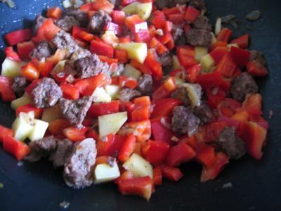 Potage de fenouil et poivron - 7.1