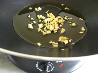 Navets et haricots verts au wok - 6.1