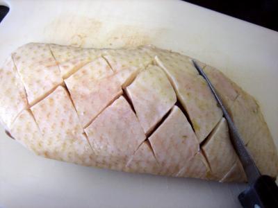 Magret de canard à la sauce moutarde - 12.1
