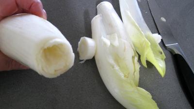 Foie de veau aux endives - 2.2