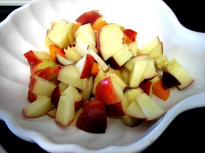 Meringues aux abricots et aux nectarines - 6.1