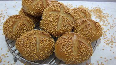 Recette Petits pains de seigle