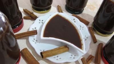 chutney : Coupelle de chutney aux raisins frais