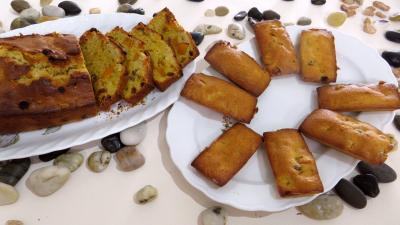 Recette Assiettes de pumpkin bread