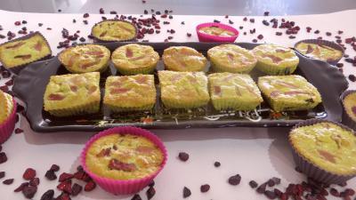 Image : Plat de bouchées de poireaux à la mimolette