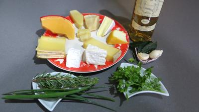 Divers fromages