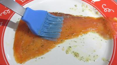 Carpaccio de saumon fumé - 4.3
