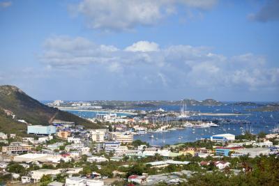 Saint Martin, Antilles