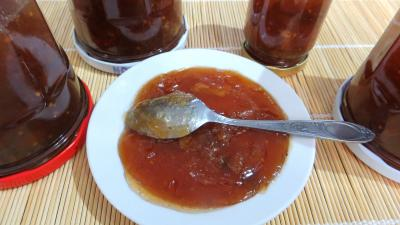 Recettes vgtariennes : Coupelle de chutney aux citrons