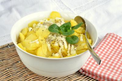 Kartoffelsalat (salade de pommes de terre)