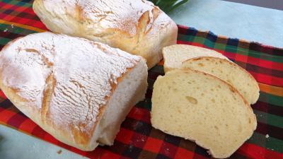Pains anglais pains de mie supertoinette la cuisine for Congeler du pain de mie