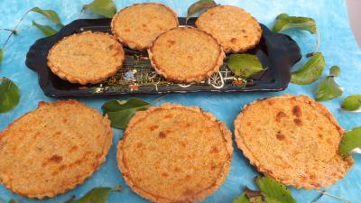 Image : Tartelettes à la mousse aux poires