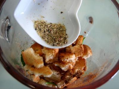 Escargots aux épinards - 7.3