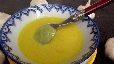 Image : Crème d'ail