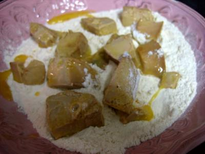 Fèves aux cèpes et au foie gras - 5.3