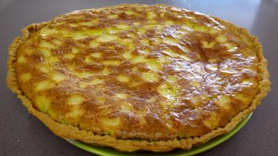 Tarte au camembert - 6.3