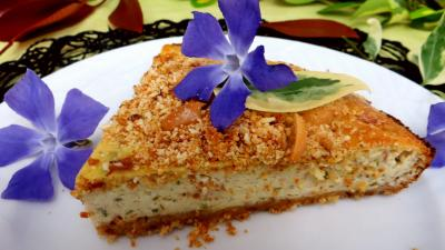 cheesecake au brousse